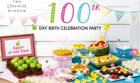 French_Window_100th Day Birth Celebration banner_460x260