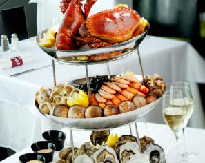 The Grand Seafood Platter