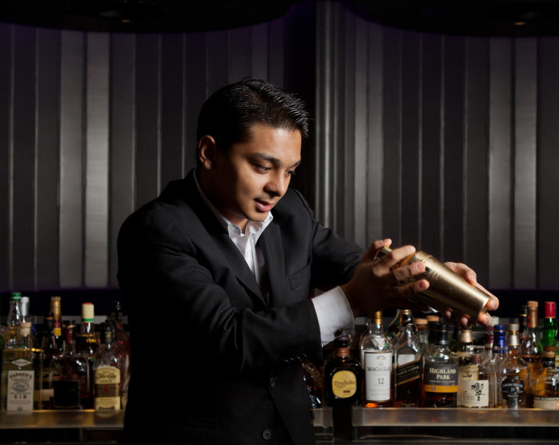 Room One Mixologist - James Tamang