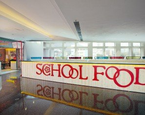 School Food - Festival Walk