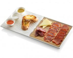 Tapas - Serrano & Iberico Platter