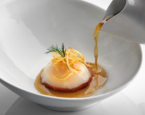 Tapas – Slow Cooked Egg