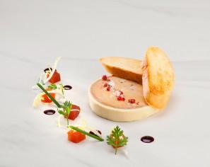 Ballotine of Foie Gras