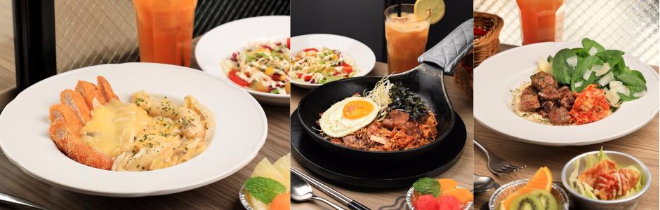 School Food Lunch Sets Jun
