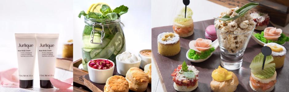 ASG Jurlique Tea Set